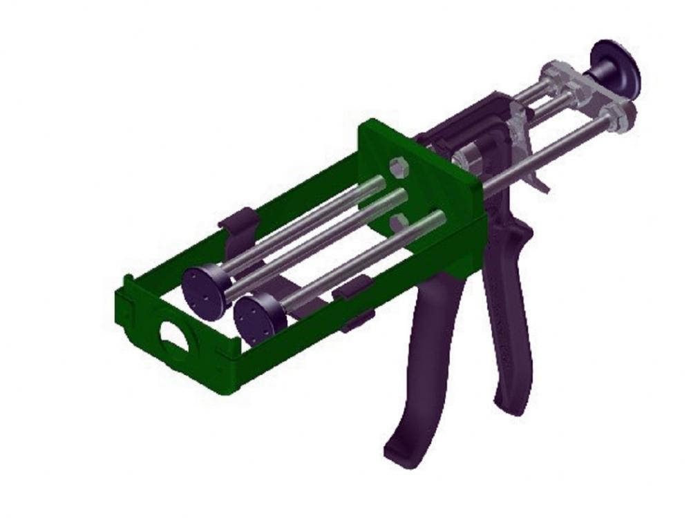 2K Aplikační pistole 200 Pro
