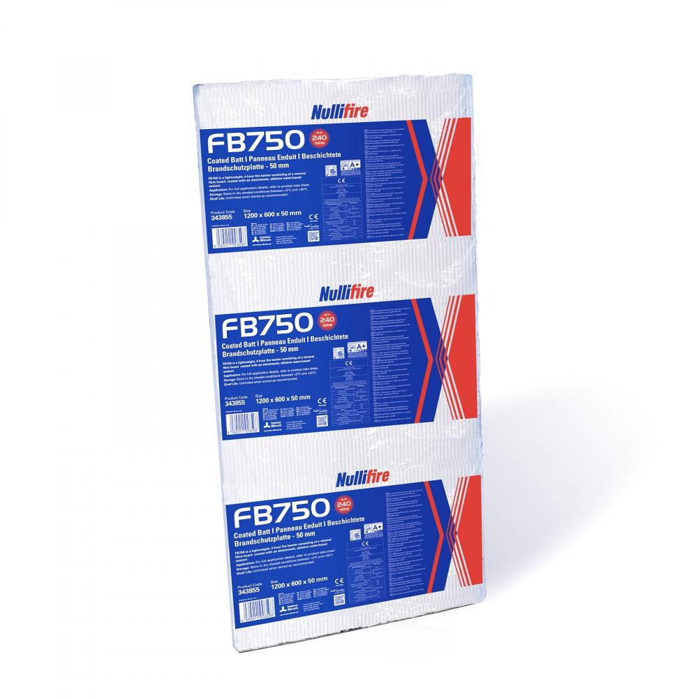 FB750 Protipožární deska