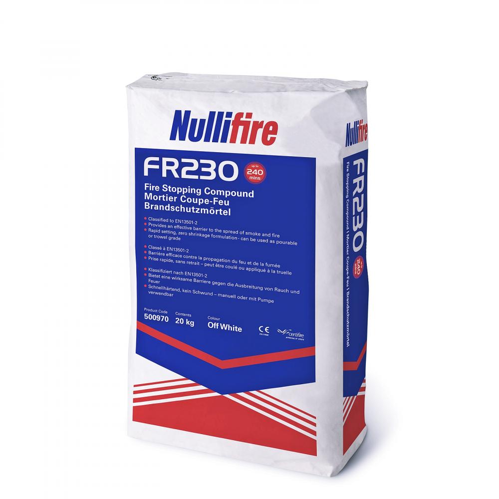 FR230 Protipožární maltová směs